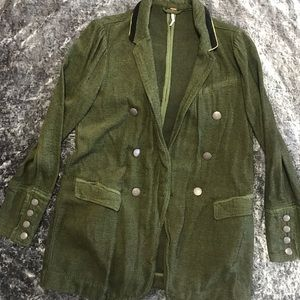 Military style Free People Jacket